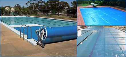 Lonas gaona for Cobertores para piscinas